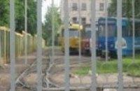 В Житомире второй день бастует муниципальный транспорт