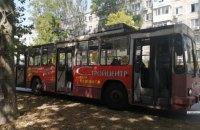 В один з районів Керчі перестали курсувати тролейбуси, бо електропідстанцію вкрали