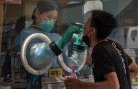 В Ухані за п'ять днів перевірили на коронавірус 11,3 млн жителів