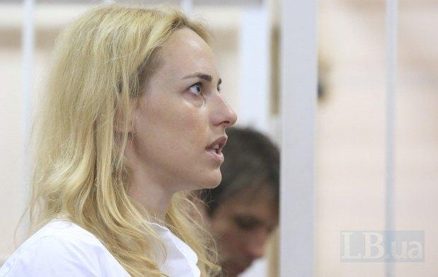 Жена Романа Насирова Екатерина Глимбовская