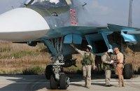Витрати Росії на операцію в Сирії оцінили в 38 млрд руб.