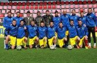 Україна пробилася в чвертьфінал чемпіонату світу з мініфутболу