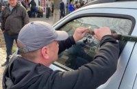 В Одессе произошла потасовка из-за портрета Сталина на авто, полиция открыла дело
