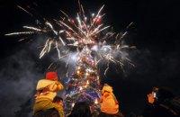 У ДСНС оприлюднили статистику постраждалих через новорічні салюти