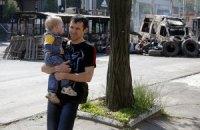 Бойовики розмістили свій штаб в Краматорську у дитбудинку