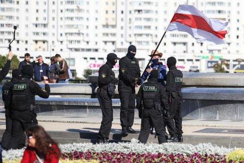 З вересня в Україну виїхали близько 3 тис. білорусів