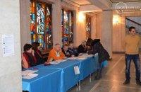 Явка в Мариуполе и Красноармейске превысила 15%