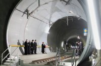 В Швейцарии открылся самый длинный в мире железнодорожный туннель