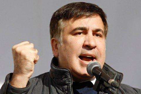 Саакашвили продлили срок пребывания в Украине до 1 марта