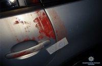 В Киеве полицейского  за замечание избили битой