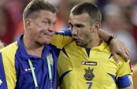 Калініченко: Шева якось кинув м'ячем у Блохіна