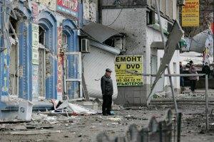 """Украинские и российские офицеры обвинили в срыве перемирия """"третью силу"""", - ОБСЕ"""