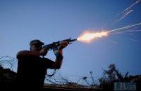 Украинский военный ранен в результате обстрела боевиков на Донбассе в пятницу