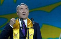 Назарбаєв закликав Росію і Україну до миру