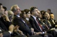 Порошенко взяв участь у відкритті форуму в Давосі