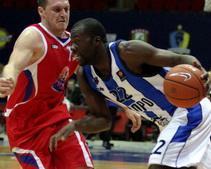 Баскетболисты «Днепра» обыграли «Азот»
