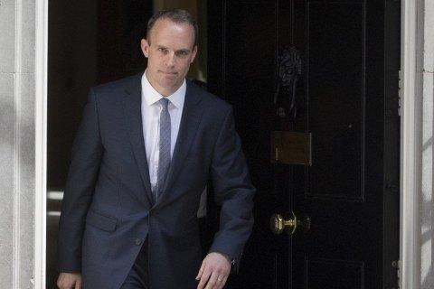Британский глава МИД назвал отравление Навального гангстеризмом