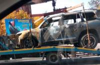 У Мінську спалили автомобіль голови Комітету судових експертиз, який вів справи проти опозиції