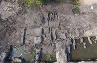 В Киеве на Щекавицкой раскопали улицу XVII-XVIII веков
