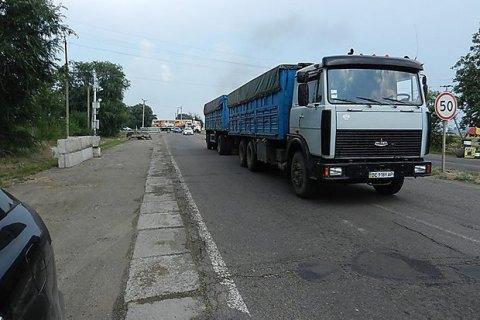 Россия запретила прямые транзитные перевозки грузов из Украины в Казахстан