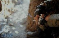 Военные отбили атаку боевиков в районе Гранитного