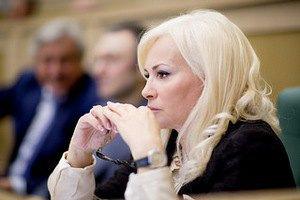 Соратниця Куніцина і сепаратист зі стажем стали російськими сенаторами від Криму