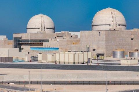 В ОАЭ запустили первую в стране атомную электростанцию