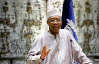 Президент Чаду загинув одразу після переобрання на шостий термін