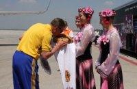 Донецьк зустріне збірну України у всеозброєнні