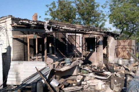Унаслідок обстрілу бойовиками Авдіївки поранено місцевого жителя