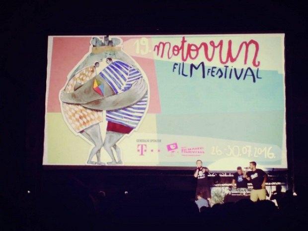 Вечір відкриття кінофестивалю Motovun Film Festival