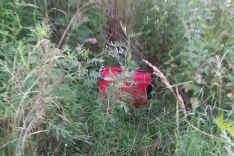 На околиці Чернівців знайшли валізу з тілом дитини