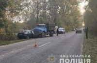 На Київщині члени тервиборчкому потрапили у смертельну ДТП