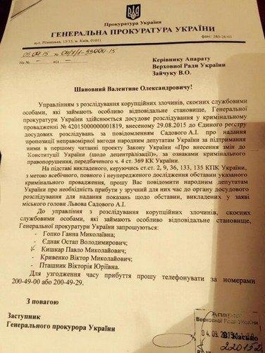 Facebook Viktor Kryvenko