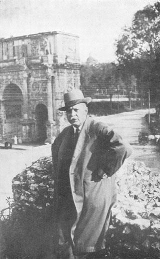 Олександр Кошиць, Рим, 1928 рік
