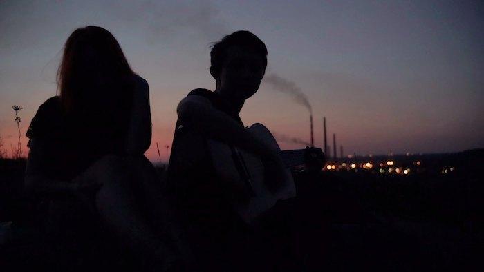 """Кадр из фильма """"Школа №3"""""""