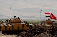 Джонсон, Меркель, Макрон и Эрдоган обсудили Сирию