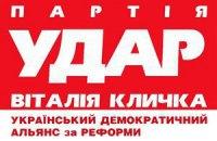 """""""УДАР"""" проведе свій з'їзд 29 березня"""