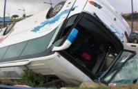 В Марокко автобус с футболистами попал в жуткую аварию