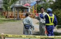 На дитячому майданчику в Токіо зафіксували підвищений рівень радіації