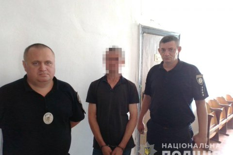 В Харьковской области пьяный мужчина открыл стрельбу по компании отдыхающих (обновлено)