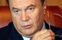 Янукович отказался комментировать ситуацию вокруг своей дачи по телефону