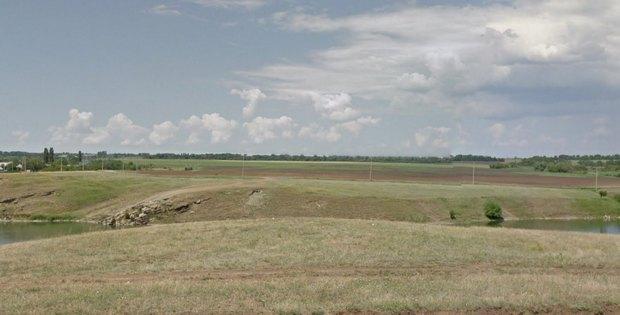 Скриншот с Google Maps