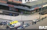 В Москве задержали мужчину, который захватил заложника в банке (обновлено)