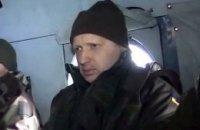 Турчинов заявил о подготовке боевиков к наступлению