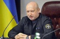 Турчинов: У нас не має бути бездомних офіцерів, які не впевнені у своєму завтрашньому дні