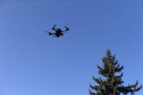 Біля Водяного зафіксували два дрони бойовиків