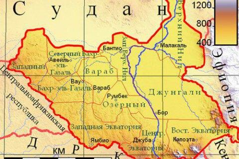 Жертвами сутичок у столиці Південного Судану стали 272 особи