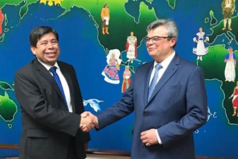 Україна має намір домовитися про безвіз із Мексикою