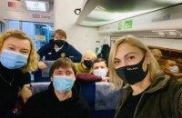"""Депутати """"Слуги народу"""" на два дні поїхали на Донбас"""
